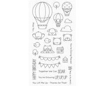 My Favorite Things Up in the Air Clear Stamps (BB-132)