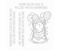 My Favorite Things Sweet Surprise Clear Stamps (RAM-020)