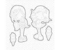 My Favorite Things Double Scoop of Cute Die-namics (MFT-2045)
