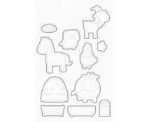 My Favorite Things The Whole Herd Die-namics (MFT-2033)