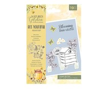 Crafter's Companion Bee-Youtiful Collection Stamp & Die Bee Hive (NG-BEY-STD-BEH)