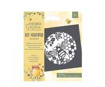 Crafter's Companion Bee-Youtiful Collection Metal Die Bumbling in the Flowers (NG-BEY-MD-BITF)
