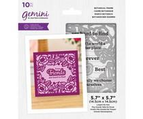 Gemini Botanical Frame Stamp & Die (GEM-STD-BOTF)