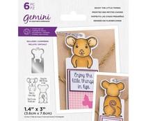 Gemini Enjoy the Little Things Stamp & Die (GEM-STD-ENTLT)
