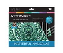 Spectrum Noir Discovery Kit Advanced Masterful Mandalas (SPECN-ADIS-MSTM)