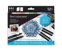 Spectrum Noir Discovery Kit Blended Mandalas (SPECN-DISC-MAN)