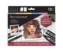 Spectrum Noir Discovery Kit Creative Colouring (SPECN-DISC-COL)