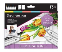 Spectrum Noir Discovery Kit Illustration (SPECN-DISC-ILL)