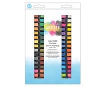Docrafts Artiste Soft Pastels Half Size (64pcs) (DOA 551026)