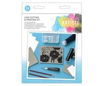 Docrafts Artiste Lino Cutting & Printing Kit (DOA 255000)