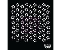 Finnabair Flower 7x7 Inch Stencil (960162)