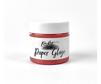 Picket Fence Studios Paper Glaze Poinsettia Red 2 oz (PG-121)