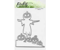 Picket Fence Studios Scarecrow 4x6 Inch Cover Plate Dies (PFSD-201)