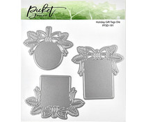 Picket Fence Studios Holiday Gift Tags 6x6 Inch Dies (PFSD-191)