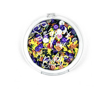 Picket Fence Studios Trick or Treaters Sequin Mix (SQC-109)