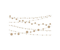 Spellbinders String Lights Background Glimmer Hot Foil Plate (GLP-295)