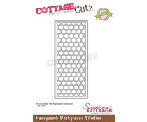 Scrapping Cottage Honeycomb Background Slimline (CCB-092)