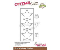 Scrapping Cottage Star Windows Slimline (CCB-102)