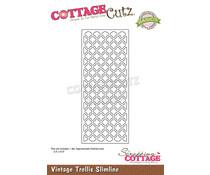 Scrapping Cottage Vintage Trellis Slimline (CCB-103)