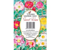 Decorer Sweet Roses Paper Pack (DECOR-M98)
