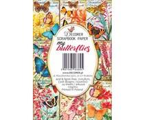 Decorer My Butterflies Paper Pack (DECOR-M93)
