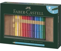 Faber Castell Albrecht Dürer Watercolour Pencil in Pencil Roll (30pcs) (FC-117530)