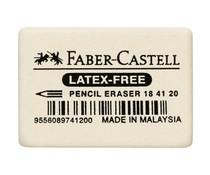 Faber Castell Eraser Latex-Free 7041-20 (FC-184120)