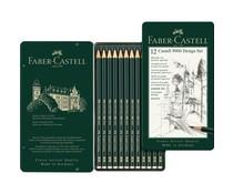 Faber Castell Castell 9000 Graphite Pencil Design Set (12pcs) (FC-119064)