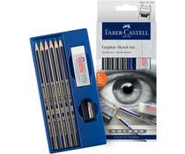 Faber Castell Sketch Set Goldfaber Graphite (FC-114000)