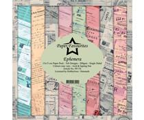 Paper Favourites Ephemera 6x6 Inch Paper Pack (PF176)