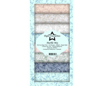 Paper Favourites Marble Mix Slim Paper Pack (PFS021)