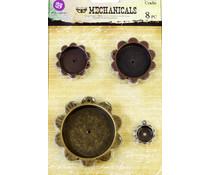 Finnabair Mechanicals Bottle Caps (8pcs) (961091)