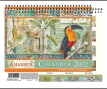 Stamperia Calendar 2022 Amazonia (ECL2206)