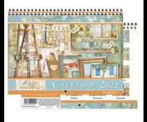 Stamperia Calendar 2022 Atelier des Arts (ECL2205)