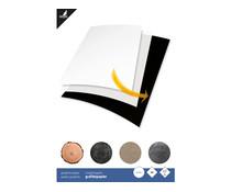 Kangaro Graphite Paper A4 White (8pcs) (K-770001)