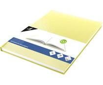 Kangaro Dummybook A4 Hardcover Yellow (K-5350)