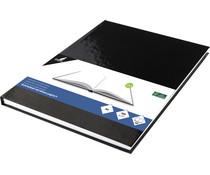 Kangaro Dummyboek A4 Hardcover Black (K-5564)
