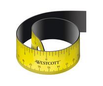 Westcott Rolable Ruler 30cm Magnetic (AC-E15590)