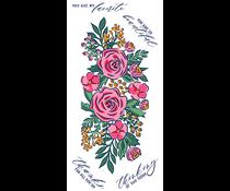 LDRS Creative Garden Grandeur Slim Line Clear Stamps (LDRS3314)