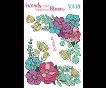 LDRS Creative Corner Garden Clear Stamps (LDRS3316)