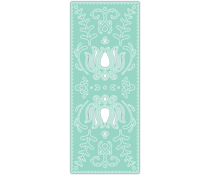 LDRS Creative Folk Art Cover Plate Slim Line Dies (LDRS8223)