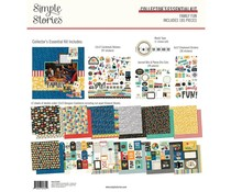 Simple Stories Family Fun Collector's Essential Kit (15628)