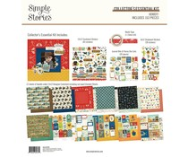 Simple Stories Howdy! Collector's Essential Kit (15425)