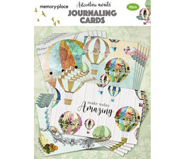 Memory Place Adventure Awaits Journaling Cards (MP-60601)
