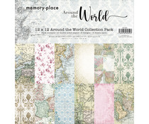 Memory Place Around the World 12x12 Inch Paper Pack (MP-60602)