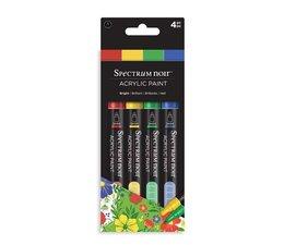 Spectrum Noir Acrylic Paint Markers Bright (4pcs) (SN-ACPM-BRI4)