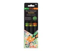 Spectrum Noir Sparkle Brush Pens Earthy Natural (3pcs) (SPECN-SPA-ENA3)
