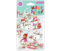 Craft Consortium Made by Elves Candy Clear Stamps (CCSTMP071)