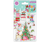 Craft Consortium Made by Elves Tree Clear Stamps (CCSTMP069)