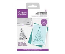 Crafter's Companion Most Wonderful Tree Clear Stamps (CC-STP-MWTR)